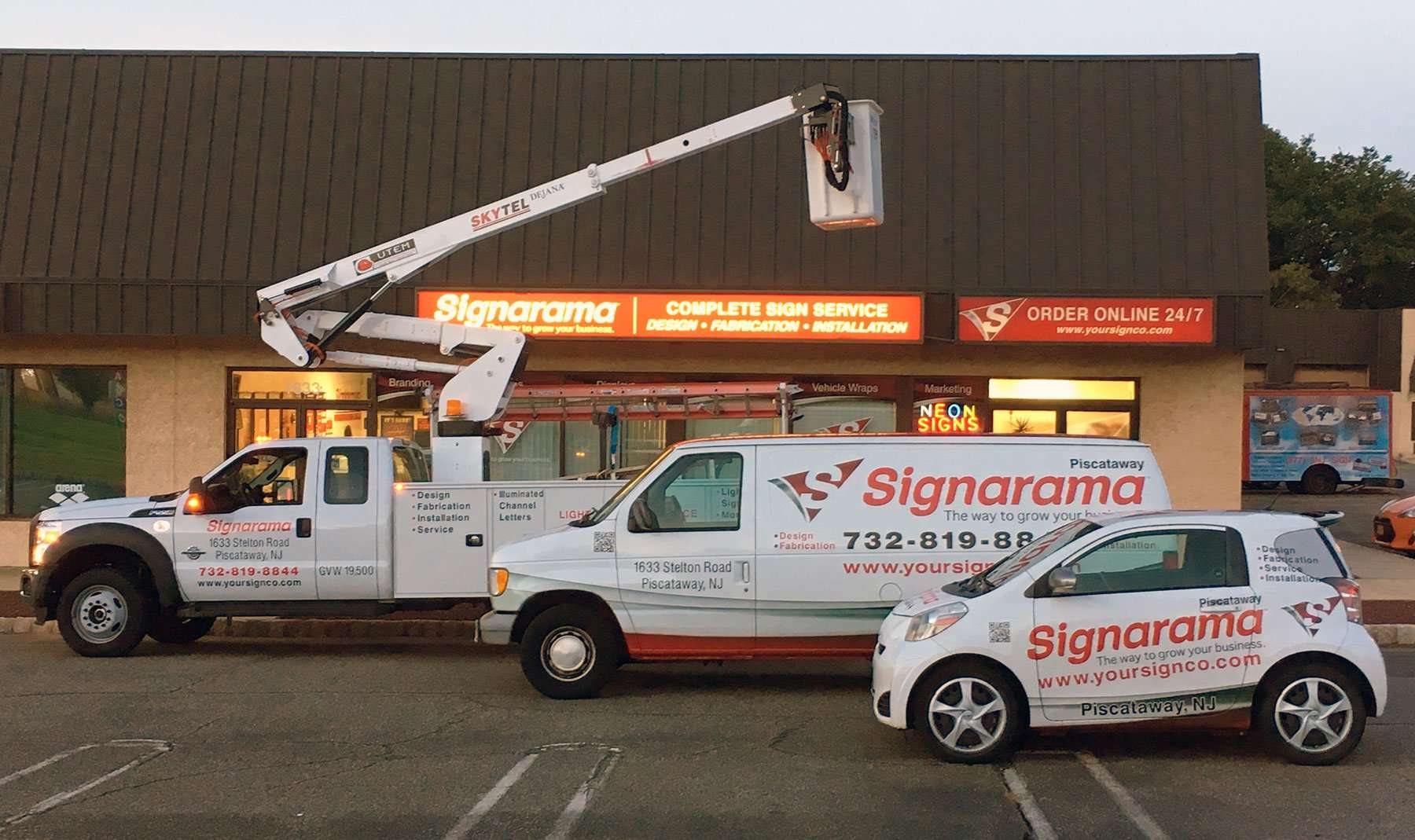 Signarama Piscataway - Serving The Signage Needs of Clients Across New Jersey and New York