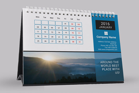 Custom Promotional Calendars NJ and NY