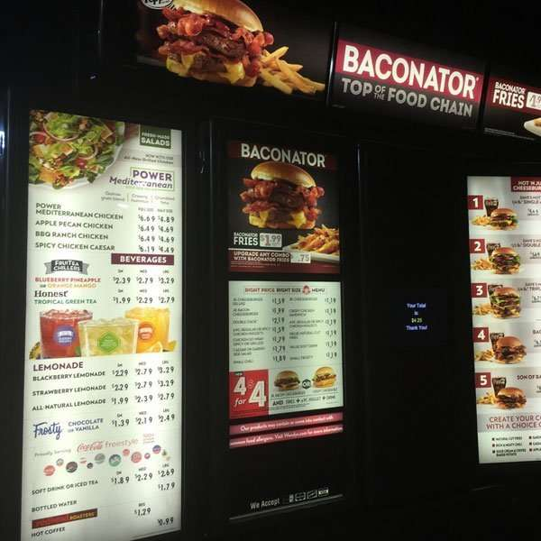 Drive-Thru Menu Board Sign Systems