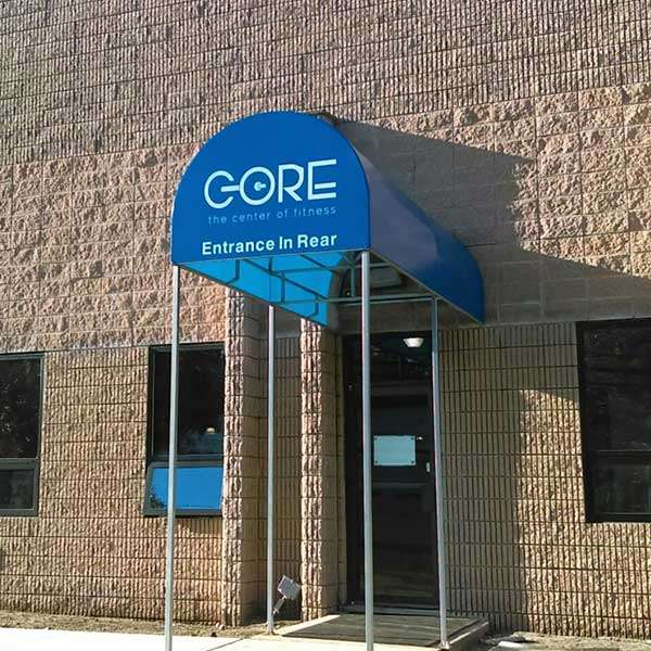 Business Entrance Canopies NJ and NYC