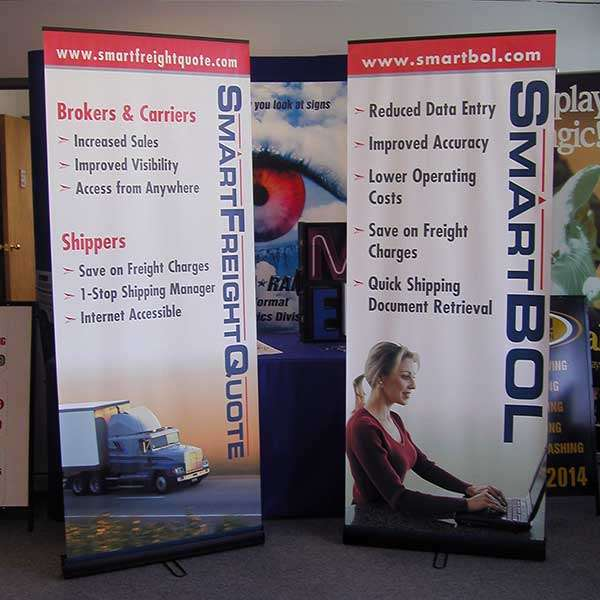 Trade Show Banners New Jersey & New York City