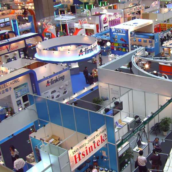 Trade Show Displays and Exhibition Booths NJ & NYC