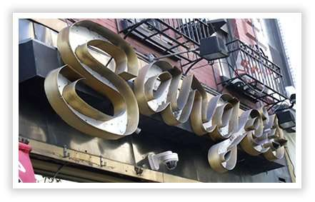Sign Maintenance and Sign Installation Manhattan