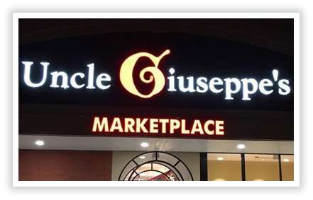 Storefront and Exterior Building Signs North Brunswick NJ