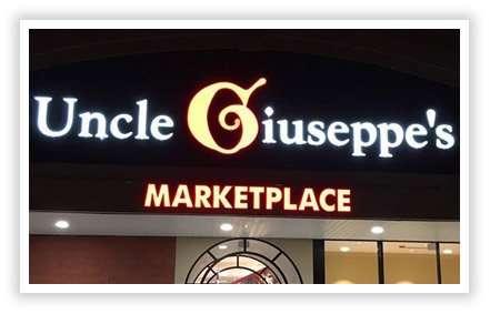 Storefront and Exterior Signage Brick Township NJ