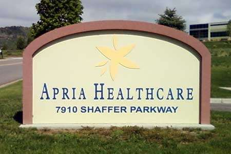 Healthcare Signage